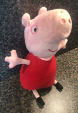 M&S PEPPA PIG SMALL SOFT TOY PRE-OWNED