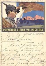 3331) BRUNICO (BOLZANO) PROMONUMENTO CADUTI DIVISIONE ALPINA PUSTERIA. VG 1938.