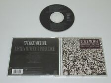 GEORGE MICHAEL / Liste WITHOUT PREJUDICE vol. 1 (Epic 467295-2) CD Album