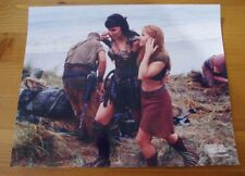 Xena Official Creation Photo Club may 2000 RARE 8X10