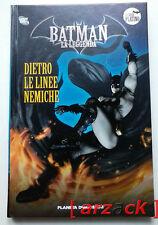 BATMAN LA LEGGENDA Serie Platino 26 DIETRO LE LINEE NEMICHE Planeta DeAgostini