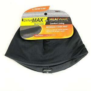 Seirus DynaMax Skull Liner Beanie Heatwave Comfort Lining Black Size S/M