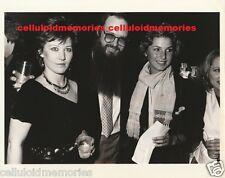 Original Photo Billy Gibbons Zz Top Kathy Valentine Go Gos Tatum O'Neal 3-25-82