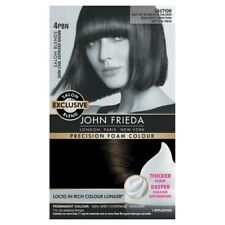 John Frieda Precision Foam Colour 4PBN Dark Cool Espresso Brown 1 Pack