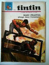 > Tintin  N°1018 du 25/04/1968  Chevalier du ciel