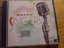 Best of Jazz Singers [cd] DENON Ruth Brown Dakota Staton