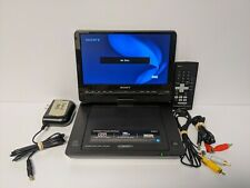 "Sony DVP-FX930 Portable 9"" CD / DVD Player - Black - Free Shipping!"