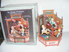 ULTRA RARE Enesco TOY SHOPPE OF DREAMS 5-Movements Music Box MIB