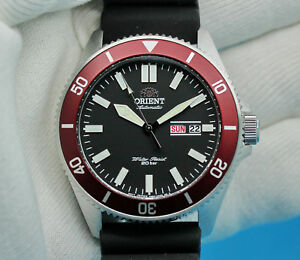 NWT ORIENT KANO Sporty Automatic 200M Diving Watch RA-AA0011B