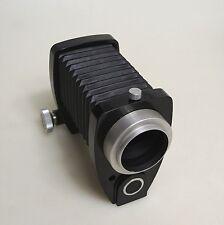 Novoflex SOFFIETTI dispositivo per la fotografia macro per favore dimensioni delle immagini prelevare
