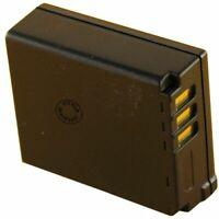 Batterie Appareil Photo pour PANASONIC MH27866 - capacité: 900 mAh
