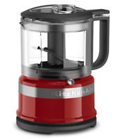KitchenAid KFC3516ER 3.5 Cup Food Chopper, Empire Red -Brand NEW - Free Shipping