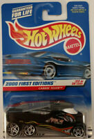 Hot Wheels 2000 First Editions Cabbin' Fever Mattel #22 of 36 cars.