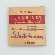 Longines Genuine Material Mainspring Part 1 for Longines Model 23Z