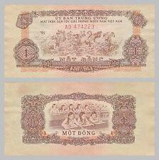 Süd-Vietnam / South Vietnam 1 Dong 1963 pR4 vzgl.