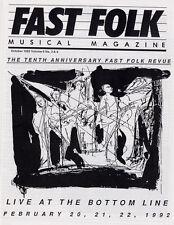 Fast Folk Musical Ma - Fast Folk Musical Magazine (4) Fast Fol 6 / Various [New