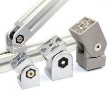 Ch01 Aluminum Hinge T Slot Corner Connector Joint Bracket 2020303040404545