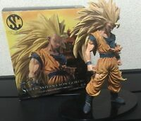 Banpresto Dragonball SCultures Big Figure Colosseum 3 Super Saiyan 3 Son Gokou