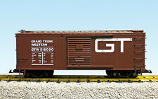 USA Trains G Scale R19110B Grand Trunk #516090 - BC Red NEW RELEASE