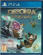 Deponia Doomsday-PlayStation 4-ps4