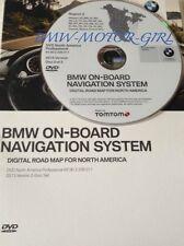 2013 UPDATE 05 06 07 BMW 525i 530i 545i 650i NAVIGATION MAP DVD WEST WA TX CA CO