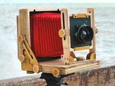 Camera Intrepid 5x7 Color Red Brand New