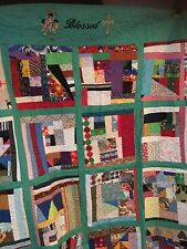 """Quilt Titled """"Blessed"""""""
