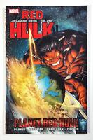 RED HULK PLANET RED HULK Vol. #1 (2011) Marvel Comics TPB