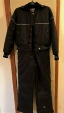 Women's Ski Doo Bombardier Snowmobile Suit Size 12 Worn Twice