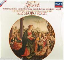 Handel: Messiah / Solti, Te Kanawa, Gjevang, Lewis, Howell - LP