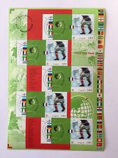 Coupe du Monde Football 2002 bloc n°49 neuf**