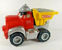 "Hasbro Tonka Counting With CHUCK My Talking Truck. 10"" Talking Toy Truck"