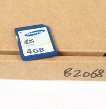 Samsung SDHC Memory Card (4GB) - Class 4 (B2068)
