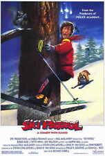 SKI PATROL Movie POSTER 27x40 Roger Rose Yvette Nipar T.K. Carter Leslie Jordan