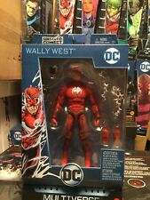 DC Multiverse 6 Inch Action Figure Batman Ninja Series - The Flash Wally West