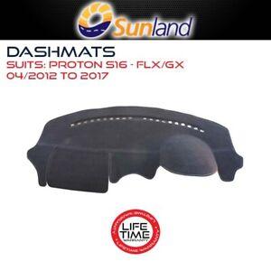 Sunland Dashmat Fits Proton S16 FLX GX 04/2012 - 2017 All Sedan Models Cover