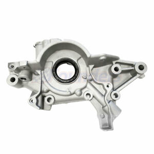 Engine Oil Pump Fits 90-98 Mazda Protege Miata MX-3 Ford Escort Mercury Tracer