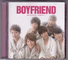 Boyfriend - Be My Shine - CD (JBCB-4001 Japan 6 x Track)