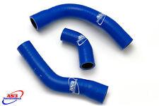 YAMAHA TDM 900 2002-2010 mangueras de radiador del silicón Alto Rendimiento Azul