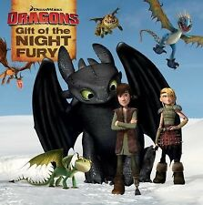 Gift of the Night Fury (How to Train Your Dragon TV)-ExLibrary