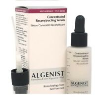 ALGENIST CONCENTRATED RECONSTRUCTING SERUM 1 oz, Full Size, New In Box