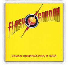 QUEEN - FLASH GORDON LP COVER FRIDGE MAGNET IMAN NEVERA