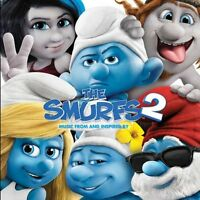 The Smurfs 2 Music From And Inspired By By Various On Audio CD Album Pop