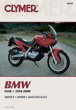 1994-2000 BMW F-650 F650 Funduro Strada Repair Service Workshop Manual 1995 M309