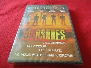"DVD ""MORSURES"" film d'horreur de Mark BESSENGER / gay interest"
