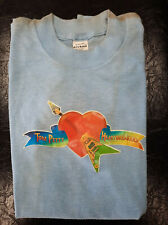 TOM PETTY and the Heartbreakers 1979 Vintage Original Band T-Shirt Size Small
