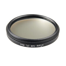eTone New Ultra Slim 49mm CPL Filter  Polarizer for Sony NEX-3 NEX Camera L