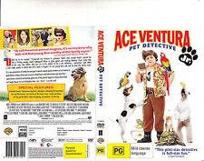 Ace Ventura Jr:Pet Detective-2009-Josh Flitter-Movie-DVD