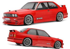 HPI 17540 BMW M3 E30 Clear Body 200mm 1/10