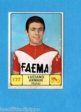 CAMPIONI d. SPORT 1968/69-PANINI-Figurina n.177- ARMANI -ITALIA-CICLISMO-Rec
